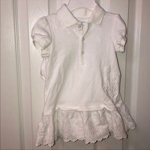 FOR JESSICA Polo Ralph Lauren dress & bloomers